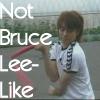 Sho not bruce lee