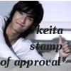 Keita approval